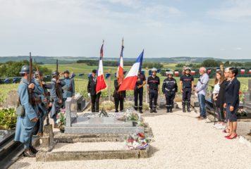 Commémoration du centenaire 1914-1918